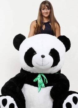 Большая мягкая игрушка панда 220 см