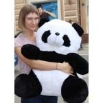 Большая мягкая игрушка панда 80 см