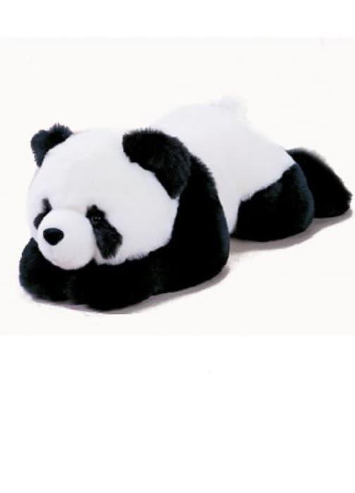 Большой Плюшевый Мишка Панда 110 см черно-белый