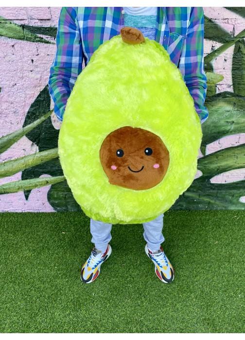 Плюшевый авокадо 60 см