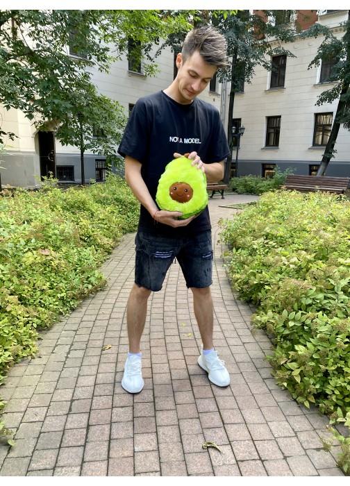 Плюшевый авокадо 30 см