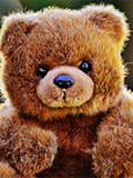 Как чистить плюшевых медведей
