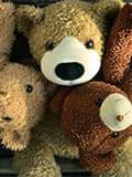История создания больших плюшевых медведей